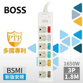 【TRENY直營】BOSS 7開6插3...