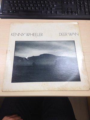 (下標即結標)(LP/黑膠唱片)ECM-Kenny Wheeler-Deer Wan