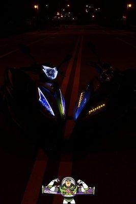 [極致工坊] NFT JP IRX 爆亮 燈眉 LED燈 定位燈 日行燈 光燈條 氣氛燈 換色 改色 改裝