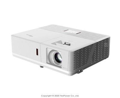 *來電享優惠價*ZW506T Optoma 5200流明 DLP雷射工程及商用投影機 DLP 1280x800