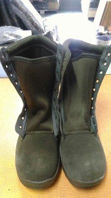 軍威牌麂皮車線彈力戰鬥鞋 國軍麂皮鞋 麂皮戰鬥鞋