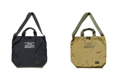 日本代購 uniform experiment SS20 MIS CARRYING BAG 兩色(Mona)