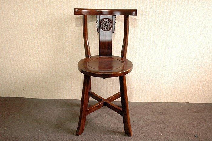 大高雄冠均二手貨家具(全省買賣)---全新【雞翅木】餐椅    泡茶椅    休閒椅  實木    別錯過 MG021