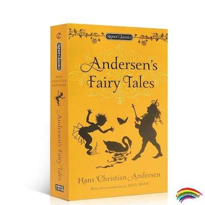安徒生童話 英文原版 Andersens Fairy Tales 童話故事 英文版兒童英語讀物 世界經典 正版進口英語書籍
