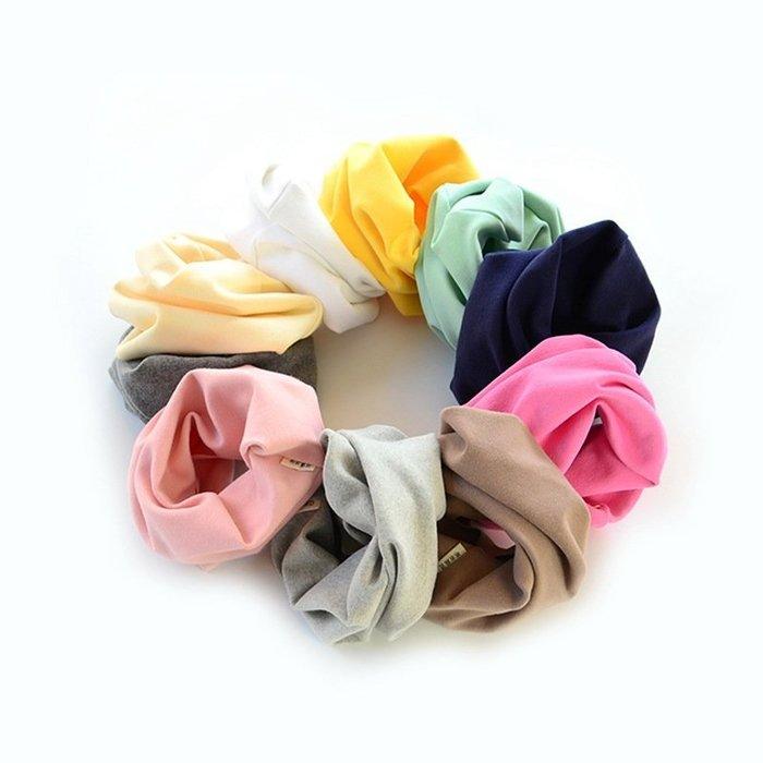 純色款*超實用兒童/成人純棉圍脖/脖圍/頸套/頸圍/秋冬必備保暖配件~多款現貨
