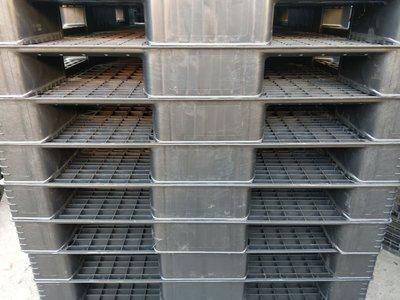 二手棧板/塑膠棧板 140x110x12公分 川字型 牛年促銷中