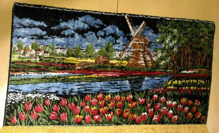 三十年前的荷蘭繡  三個月的觀賞期