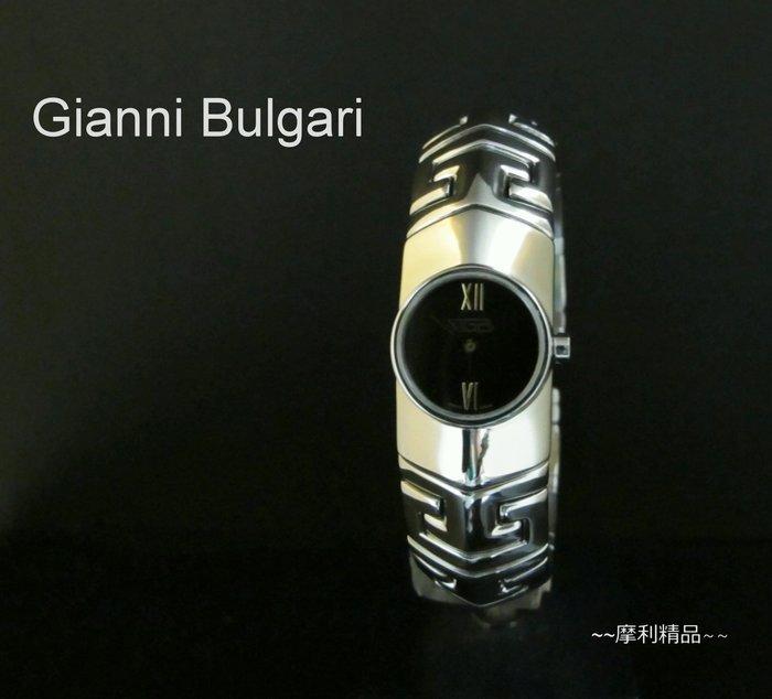 【摩利精品】GIANNI BVLGARI寶格麗手環錶*真品*  低價特賣