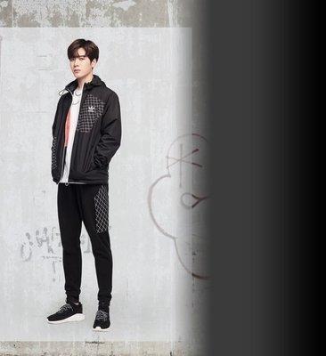 【豬豬老闆】ADIDAS ORIGINALS PLGN PANTS 黑 縮口 休閒 運動 長褲 男款 CW5170