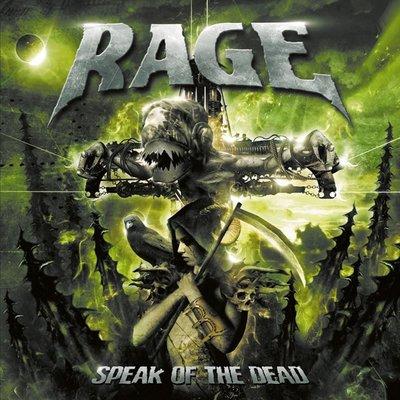 【搖滾帝國】RAGE / Speak of the Dead