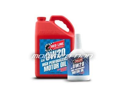 DJD 16  RE-H0473  RED LINE  0W-20  Motor Oil/ 紅線機油系列產品