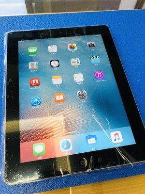 奇機通訊(巨蛋店)-售二手 8成新 Apple IPAD2 A1395 WIFI 16GB 黑 9.7吋 可另加購平板架