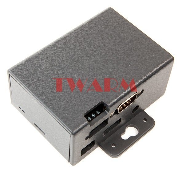 r)Plastic Enclosure for PiCAN2 and Raspberry Pi 2/3(SK1483)