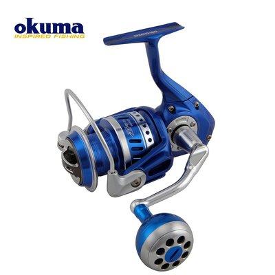 【野川釣具-釣魚】okuma寶熊-AZORES阿諾8000P型捲線器(另售5000P/10000P/16000P型)