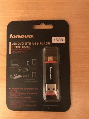 Lenovo OTG USB Flash Drive C590 16GB