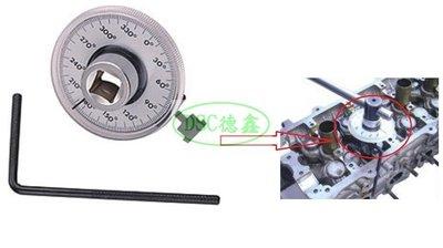 DSC德鑫汽車工具-扭力角度規 引擎螺絲扭力 Torque Angle Gauge 購買10w/40機油12瓶就送您1組