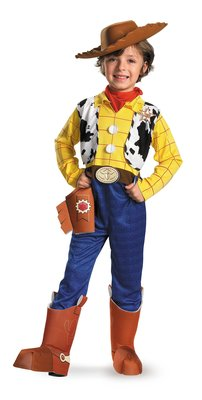 反斗奇兵 - 胡迪 Toy Story Woody Toddler/Child Costume