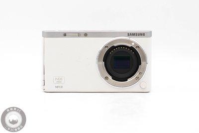 【高雄青蘋果3c】Samsung NX MINI 單機身  白 二手微單眼 #49264