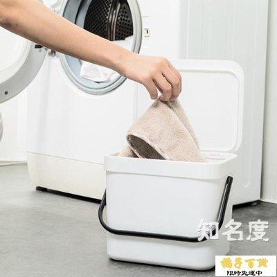 熱賣 洗衣籃 掛壁式收納桶浴室臟衣服收...