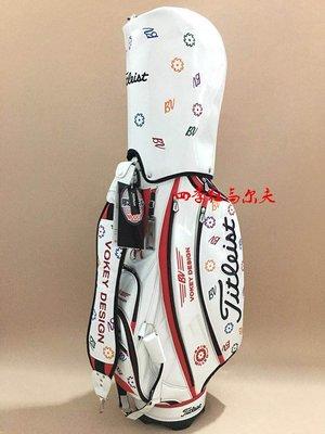 新品高爾夫球包CB4VW男女款球包BV 水晶料標準golf球桿袋