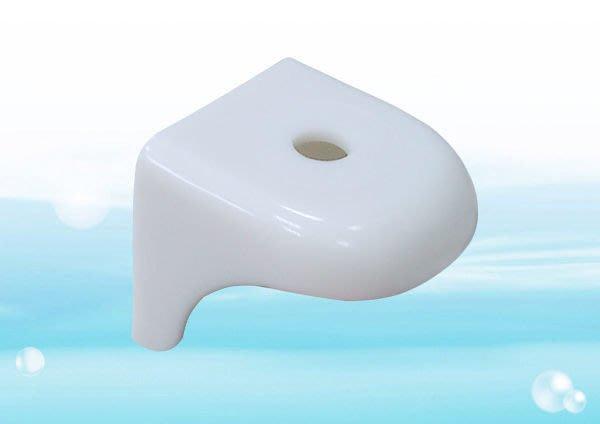 【水易購淨水網】流線型鵝頸吊片-白色 淨水器鵝頸龍頭專用《RO、淨水器週邊耗材 》