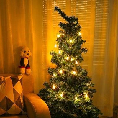 LED裝飾 led鈴鐺燈串 圣誕鈴鐺彩燈串閃燈電池盒 圣誕節日ins裝飾廠家直銷