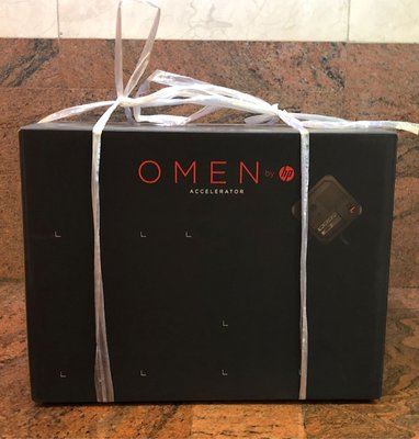 全新有保 Omen by HP GTX 1060 EGPU 外置顯示卡