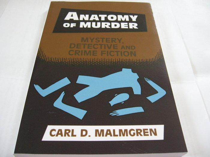 Anatomy of Murder: Mystery, Detective & Crime Fiction 推理小說評論