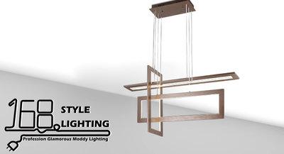 【168 Lighting】框中框《LED吊燈》GE 81019