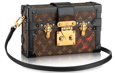 Louis Vuitton Petite Malle Women Hangbag