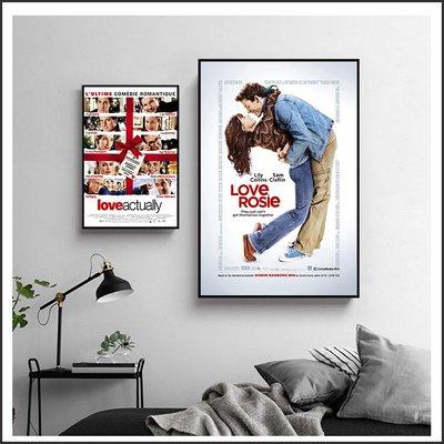 真愛繞圈圈 Love, Rosie 愛是您 愛是我 海報 電影海報 藝術微噴 掛畫 @Movie PoP 賣場多款海報~