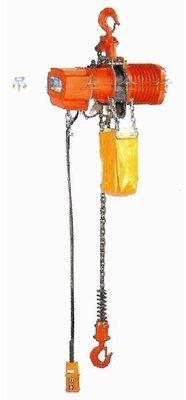 ※吊車五金行※永昇牌電動鋼鏈吊車/鋼鍊天車/電動鍊條吊車絞盤/YSS系列5TON/5噸/電壓3相220V稅外加
