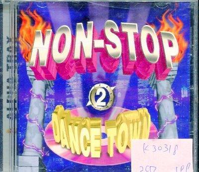 *真音樂* NON STOP / DANCE TOWN 2CD 二手 K30318