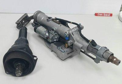 BENZ W220 1999-2002 (電動) 方向機槍管總成 主機 方向盤 槍管 方向機柱 2154600716