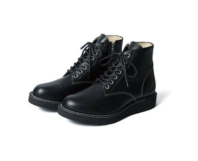 2015AW SOPHNET 7 HOLE ZIP UP BOOTS 靴子 長靴 9/5發