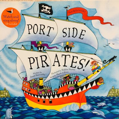Port Side Pirates (書+VCD )
