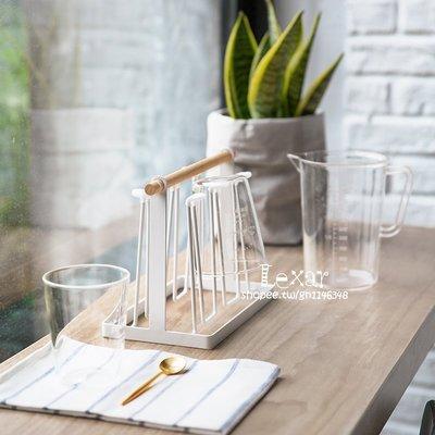 北歐鐵藝杯架水杯掛架創意家用收納架客廳...