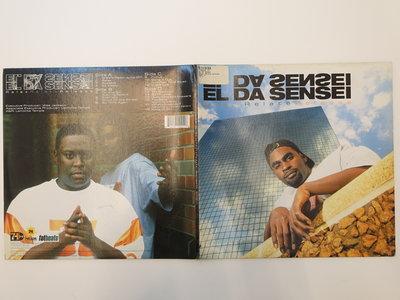 【柯南唱片】El Da Sensei – Relax Relate Release/饒舌音樂2片裝 >原版LP