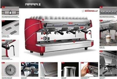 【COCO鬆餅屋】 SIMONELLI Aurelia2 義式半自動咖啡機 (分期優惠實施中)24年專業經驗