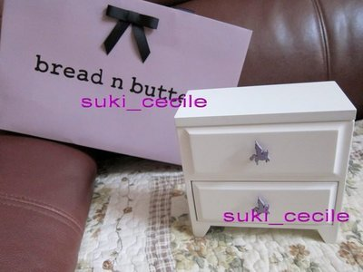 bread n butter 飛馬手飾盒 首飾盒 連盒 連bread n butter 紙袋 Jewellery Box 情人節 母親節 聖誕禮物