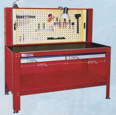 【鎮達】全新美式工作桌/ 工具櫃 / 工具車 / 工作檯 SP-1800(B) 台灣生產製造