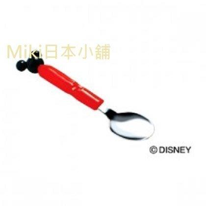 *Miki日本小舖*日本迪士尼米奇造型幼童學習湯匙