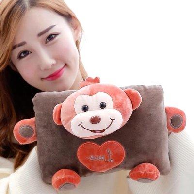雙11限時巨優惠-熱水袋 超貝充電熱水袋毛絨萌萌可愛女暖手寶注水暖寶防爆暖水袋煖寶寶