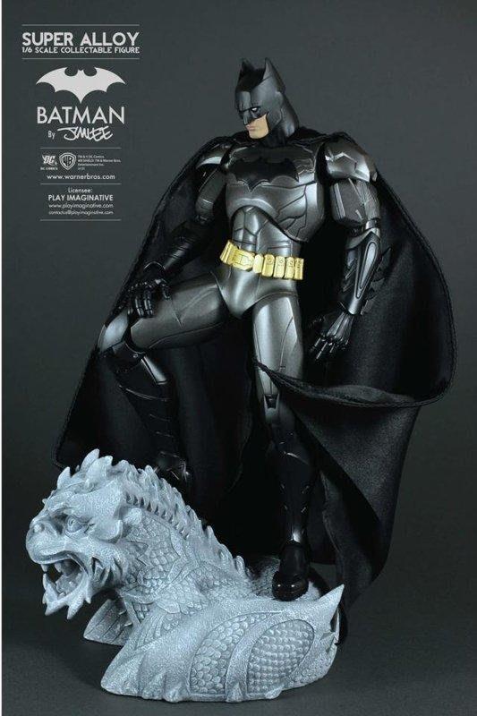 金錢貓雜貨 全新 Play Imaginative PI 超合金  1/6 JIM LEE BATMAN  蝙蝠俠