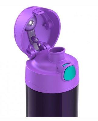 獨家進口美國膳魔師Thermos 真空不鏽鋼保溫杯直飲式直飲蓋水壺水杯 免替換吸管470ml