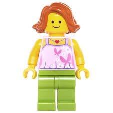 [香香小天使]LEGO樂高 10251 銀行人偶 路人
