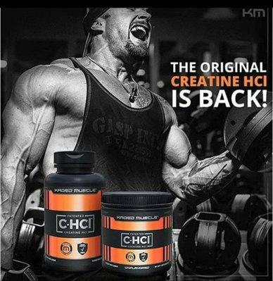 🇺🇲Kaged Muscle PRE CREATINE 無填充期肌酸 C - HCl 肌酸鹽 肌酸 健身 C-HCl 訓練前