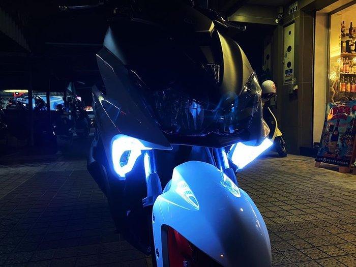 光宇車業 AJ FORCE 日行燈 整合式方向燈 方向燈 序列式 流水式 跑馬 保時捷尾燈概念 免運
