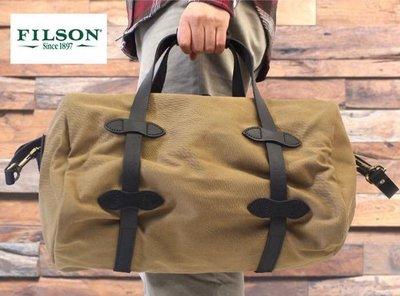 現貨在店 MADE IN USA Filson #70220 Small Duffle Bag 220 經典旅行袋
