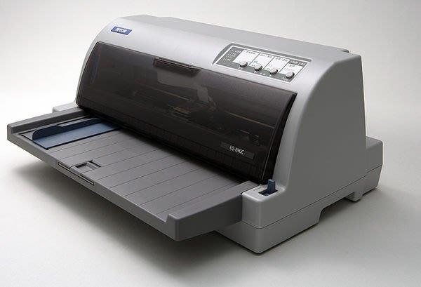☆《含稅》全新EPSON LQ-690C /LQ690C / LQ-690 / LQ 690 點陣式印表機⑥